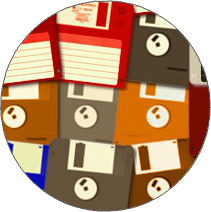 Floppies (Overlapped)